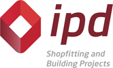 IPD Shopfitting Logo