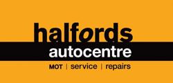 Halfords Autocentre Logo