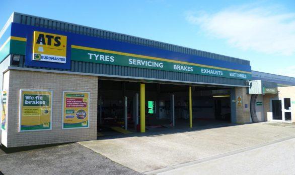 ATS Euromaster Garage Exterior