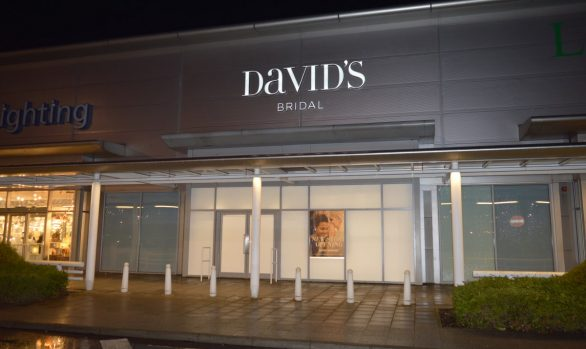 Davids Bridal Store Front
