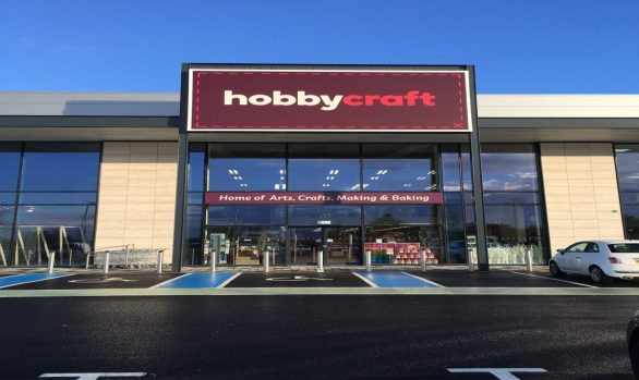 Hobbycraft Store Front